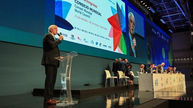 Clausura Cumbre Alcaldes - Foto: Prensa Alcaldía Mayor / Diego Bauman
