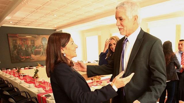 Visita Alcaldesa de París - Foto: Prensa Alcaldía Mayor de Bogotá / Diego Bauman
