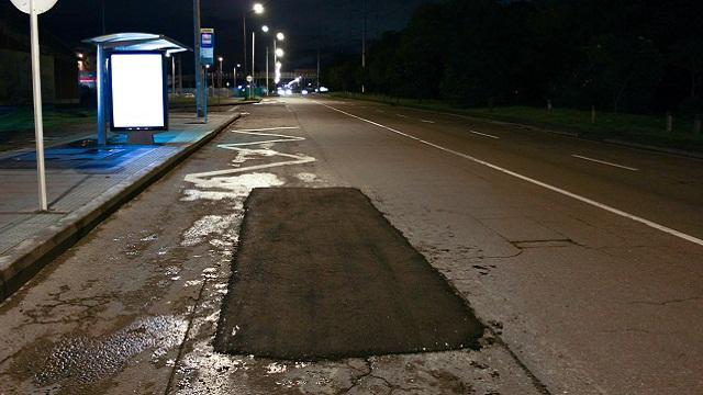 Reparación Autopista Norte - Foto: Prensa IDU