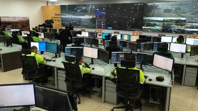 Centro de Gestión de Tráfico - Foto: bogota.gov.co