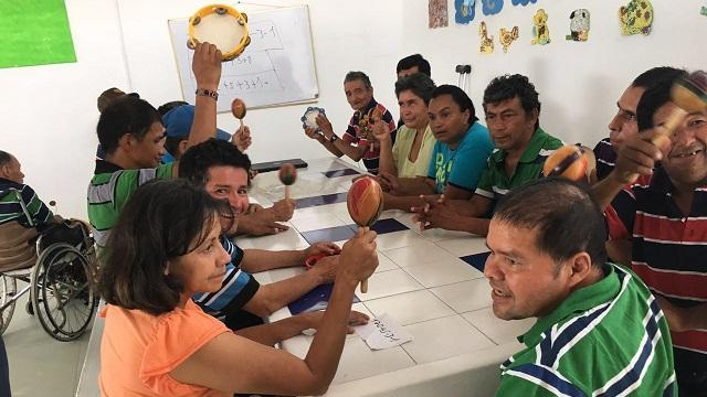 Centro de atencion de habitantes de calle en  La Mesa - Foto: Prensa Secretaría de Integración Social