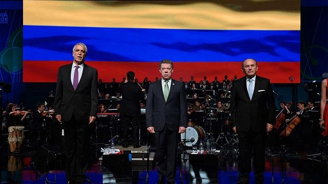 Lanzamiento CGLU – Foto: Prensa Presidencia de la República