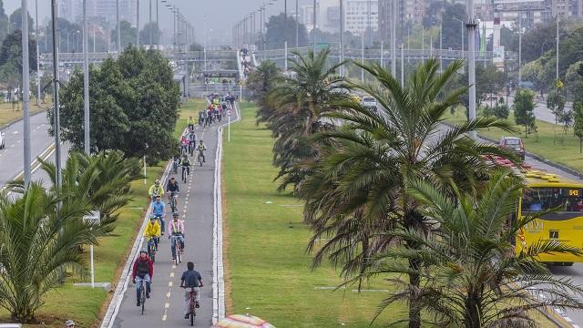 Jornada de día sin carro - Foto: Comunicaciones Alcaldía