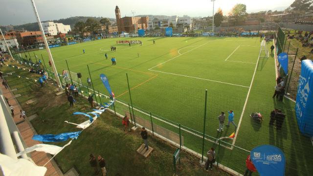 Estadio Olaya Herrera - Foto: Alcaldía Mayor de Bogotá