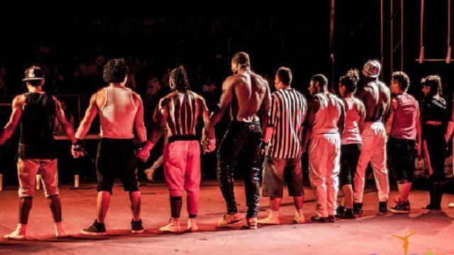 Esta es la Escuela Nacional Circo Para Todos que funciona en Bogotá hace dos años. Foto: Escuela Nacional Circo Para Todos