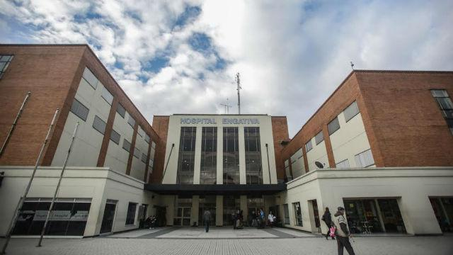 Hospital de Engativá - Foto: Alcaldía Mayor de Bogotá