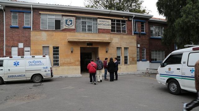 Hospital Santa Clara - Foto: Prensa Secretaría de Salud