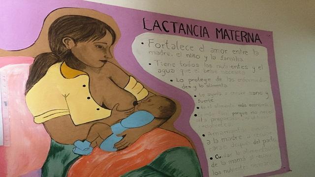 Salas Amigas de la Familia Lactante, Jardín Villa Andrea - Foto: Prensa Alcaldía Mayor - Ana María Cuevas