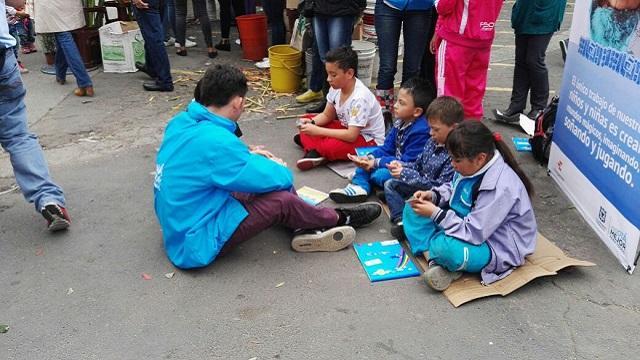 Operativos contra trabajo infantil -  Foto: Prensa Secretaría de Integración Social