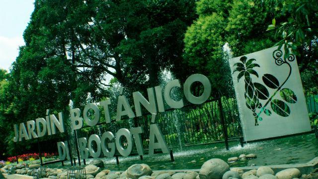Fachada Jardín Botánico - Foto: Diego Bauman-Alcaldía Mayor