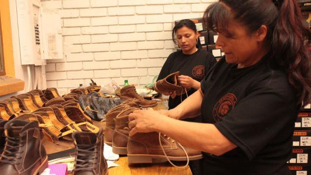 Mujeres trabajando - Foto: Secretaría de Desarrollo Económico