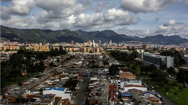 Panorámica Bogotá -  Foto: Prensa Alcaldía Mayor de Bogotá