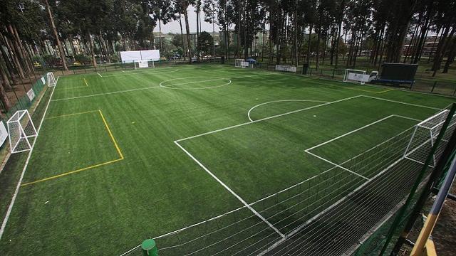 Parque San Carlos - Foto: Comunicaciones Alcaldía Mayor de Bogotá / Camilo Monsalve