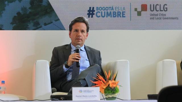 Foro seguridad cumbre Alcaldes - Foto: Prensa Alcaldía Mayor /Diego Bauman