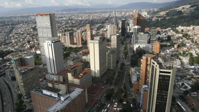 Panorámica de Bogotá - Foto: Alcaldía Mayor de Bogotá