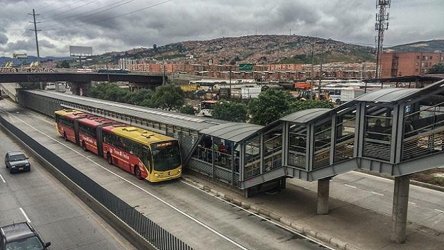 TransMilenio Soacha - Foto: Prensa Alcaldía Mayor de Bogotá / Camilo Monsalve