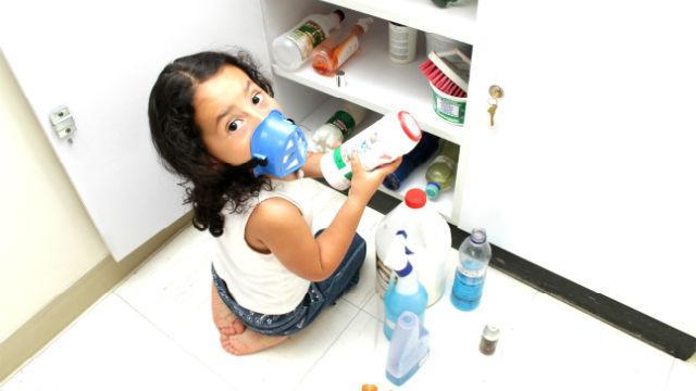 Accidentes caseros - Foto: Secretaría de Salud
