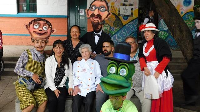Ajiaco santafereño - FOTO: Prensa IDT