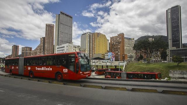 TransMilenio anuncia nueva ruta y extensión de horario para este fin de año. Foto: Alcaldía Mayor