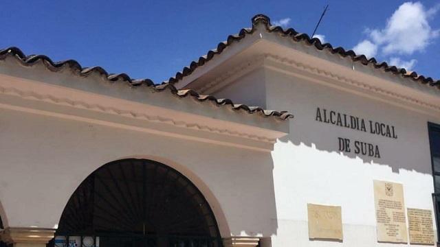 Operativo espacio público en Suba .- Foto: Comunicaciones Alcaldía Suba