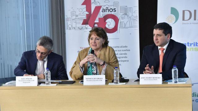 Alianza CCB - DIAN - Foto: Cámara de Comercio de Bogotá