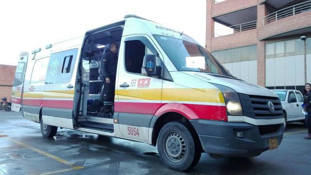 Ambulancia - Foto: Secretaría de Salud