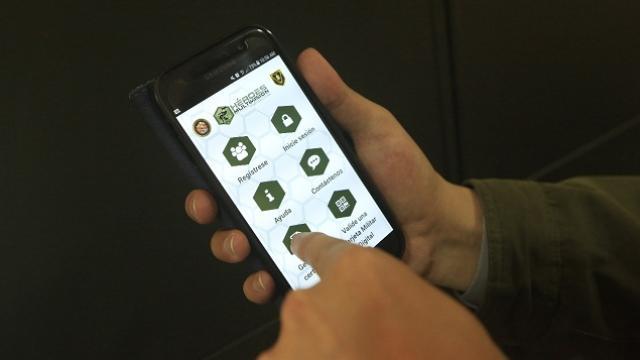 Aplicación - FOTO: Consejería de Comunicaciones