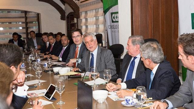 Gremios respaldan gestión del alcalde de Bogotá - Foto: Comunicaciones Alcaldía Bogotá / Andrés Sandoval
