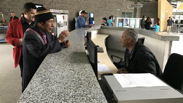Atención en SuperCADE - Foto: Javier Cortés-Portal Bogotá