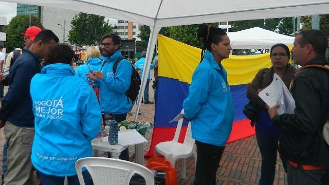 Banco Mundial destaca la 'Ruta de Atención al Migrante' en Bogotá