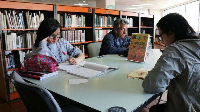 Biblioteca Carlos E. Restrepo - Foto: Red Nacional de Bibliotecas Públicas