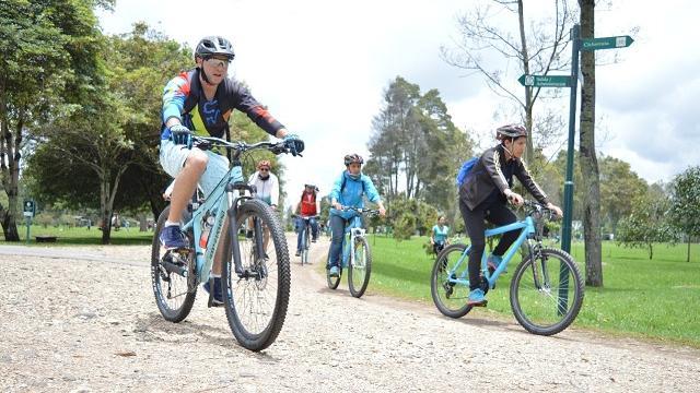 Bici recorrido - FOTO: Prensa IDT