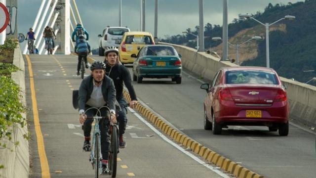 Bogotá Capital Mundial de la Bici - FOTO: Consejería de Comunicaciones