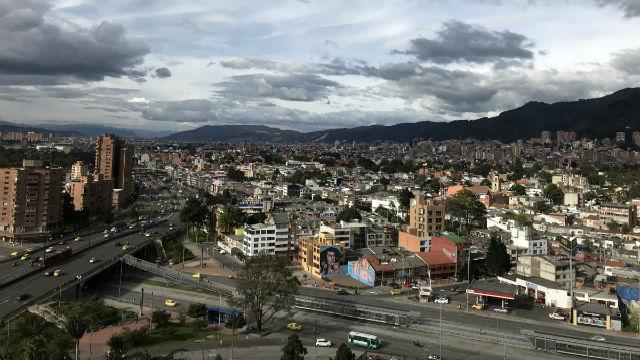 Panorámica de Bogotá - Foto: Javier Cortés - Portal Bogotá