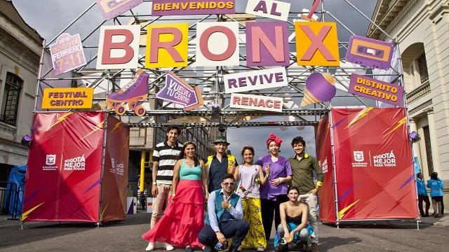Nuevo Bronx Distrito Creativo - Foto: FUGA