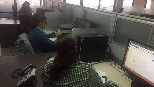 Directivos de colegios distritales se capacitan en TIC. Foto: Alta Consejería TIC.