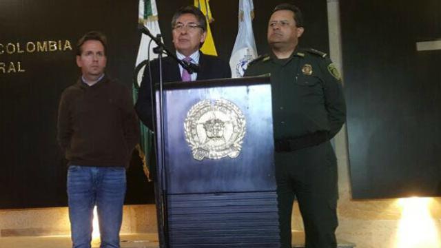 CAPTURAS ATENTADO - FOTO: Prensa MEBOG