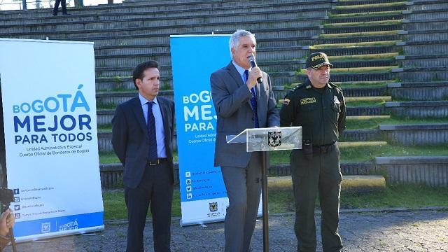 Alcaldía de Peñalosa desarticula la peligrosa banda delincuencial 'Caracol' - Foto: Alcaldía Mayor de Bogotá