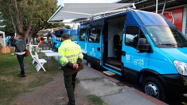 Caravana de seguridad y justicia