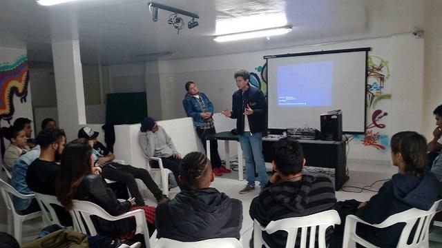 Casa de la Juventud de Ciudad Bolívar - Foto: Secretaría Social