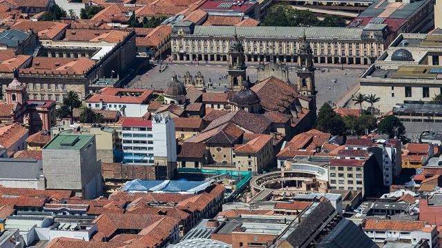 El Centro Histórico de Bogotá se transforma - Foto: Idpc