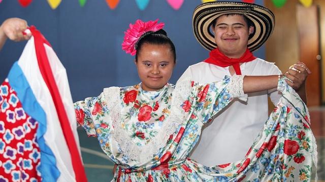 Beneficiarios de Centros Integrarte en Bogotá