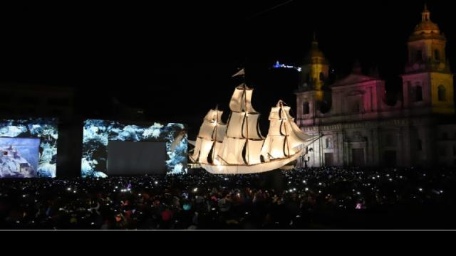 Navidad 'Más cerca de las estrellas' - Foto: SCRD