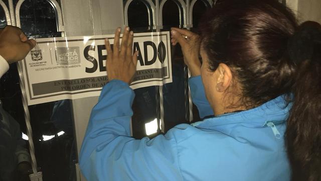 La Comercializadora de Carne S.A.S., en Fontibón fue cerrada por contaminación