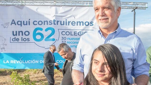 En Madelena Bosa, se construirá un nuevo colegio - Foto: Alcaldía Mayor de Bogotá/Andrés Sandoval