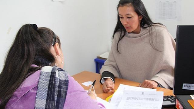Comisaría de Familia de Bogotá -  Foto: Oficina de Prensa Secretaría de Integración Social