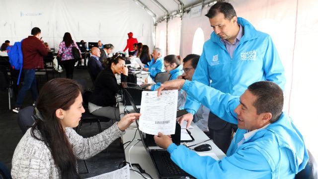 Condiciones especiales de pago - Foto: Secretaría de Hacienda
