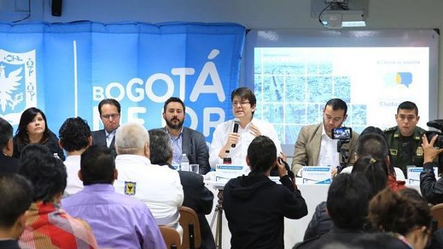 Consejo Local Antonio Nariño - FOTO: Consejería de Comunicaciones