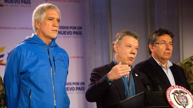 Consejo de Seguridad Presidencia de la República - Foto: Comunicaciones Alcaldía / Andrés Sandoval