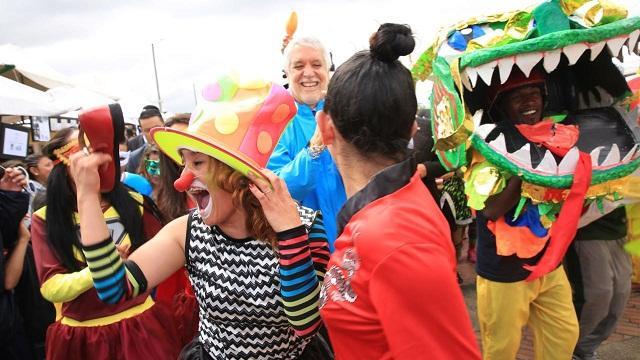 Celebración de 50 años del Idiprón  - Foto: Comunicaciones Alcaldía / Diego Bauman